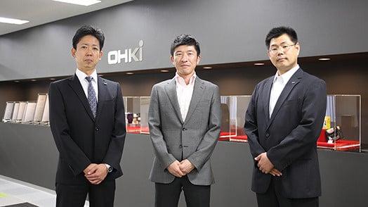 大紀商事株式会社 採用ホームページ
